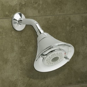 american standard low flow shower head