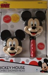 mickey mouse shower head for kids