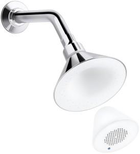 kohler moxie bluetooth shower head