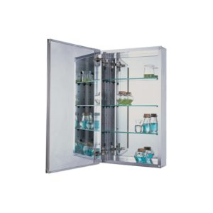 pegasus recessed mirrored medicine cabinet