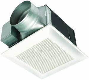 panasonic whisperceiling exhaust fan for bathroom